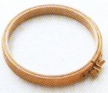 "Thick Embroidery Hoop 25 x 155mm (6"")"