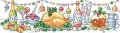 Karen Carter Collection - Christmas Dinner Chart