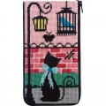 Kitty Kat Eyeglass Case Kit