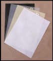 #14 Clear Plastic Canvas 8x11""
