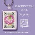 Mackintosh Rose Keyring Kit