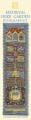Medieval Herb Garden Bookmark