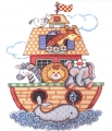 Noahs Ark Quilt Kit