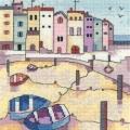 Painted Harbours - Quiet Moorings Chart