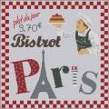 Paris Baker Cross stitch chart