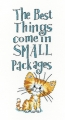 Peter Underhill Collection - Small Packages Chart