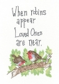 Peter Underhill Collection - When Robins Appear Chart