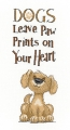 Peter Underhill Collection - Paw Prints Chart