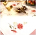 Emb Carnations Cloth 80/80
