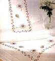 X St Flower & Leaf Cloth 80/80
