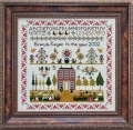 Country House Sampler Chart
