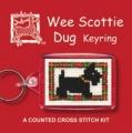 Scottie Dog Keyring Kit