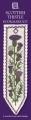 Scottish Thistle Bookmark Kit