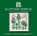 Scottish Thistle Magnet Kit