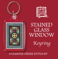 Stained Glass Keyring Kit