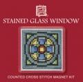 Stained Glass Window Magnet Ki