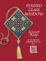 Stained Glass Window Scissor K
