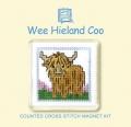 Wee Hieland Coo Magnet Kit