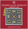 Stained Glass Needlecase