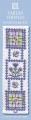 Tartan Thistles Bookmark Kit