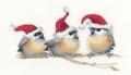 Trios - Festive Chicks Chart