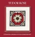 Tudor Rose Coaster Kit