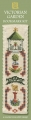 Victorian Garden Bookmark Kit