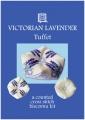Victorian Lavander Tuffet