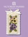 Victorian Pansies Sachet Kit