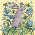Woodland Creatures - Hare Chart