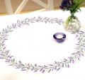 X St Lavender Wreath 90/90