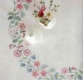 Xst Flower Wreath Cloth Kit 90cm x 90cm