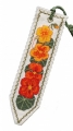 ** NEW ** Nasturtium Bookmark Kit