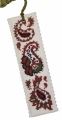 ** NEW ** Paisley Pattern Bookmark Kit
