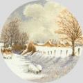 Winter Sheep Chart